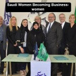 Saudi Women Becoming Businesswomen